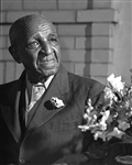 George Washington Carver, Tuskegee Institute, 1942