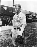Jackie Robinson, Kansas City Monarchs, 1945