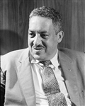 Thurgood Marshall, 1957