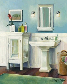 Cape Cod Cottage Sink