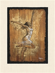 Dance of Joy I by Monica Stewart