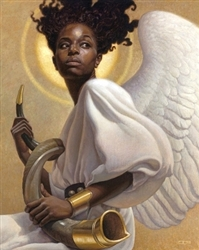 Preparing to Sound the Alarm by Thomas Blackshear