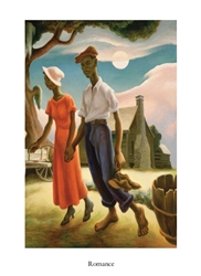 Romance by Thomas Hart Benton