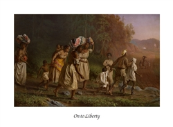 On to Liberty by Theodor Kaufman