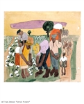 Cotton Pickers by William H. Johnson