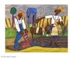 Sowing by William H. Johnson