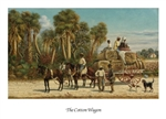 The Cotton Wagon by William Aiken Walker