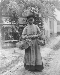 Aunt Letty, New Bern, NC, 1920