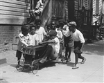 Children Playing, circa 1915