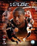 NBA: Dwyane Wade 2010 Portrait Plus