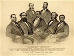 The First Colored Senators & Representatives