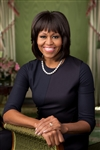 First Lady Michelle Obama - Official Portrait