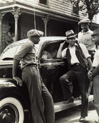 New Car, Richmond, VA 1938