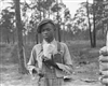 Boy Selling Pecans Near Alma, GA, 1937