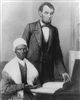 Sojourner Truth and Abraham Lincoln