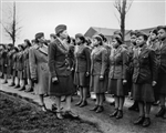 First Black Women in Army Corps